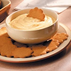 Pumpkin Pie Dip Recipe