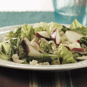 Quick Blue Cheese Pear Salad Recipe