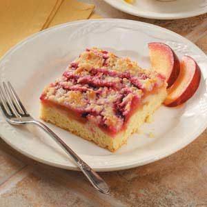 Plum Streusel Kuchen Recipe