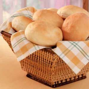 Pillow-Soft Dinner Rolls Recipe