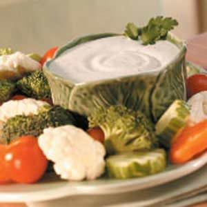 A Touch of Greek Dip Recipe