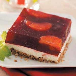 Cran-Orange Gelatin Salad Recipe