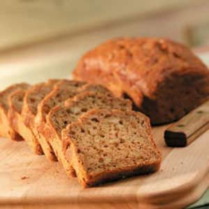 Spiced Pear Bread Recipe