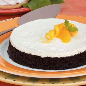 Mandarin Orange Cheesecake Recipe