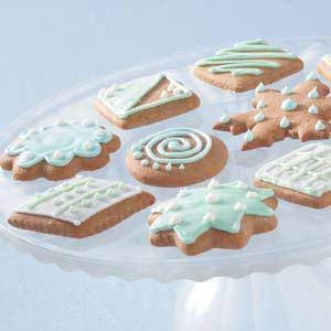 Spice Cutout Cookies Recipe