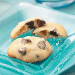 Banana Chocolate Chip Cookies Recipe