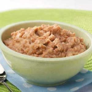 Home-Style Refried Beans Recipe