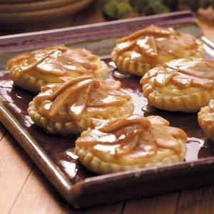 Caramelized Apple Tarts Recipe