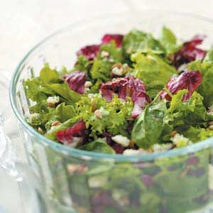 Fancy Green Salad Recipe