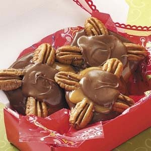 Pecan Candy Clusters Recipe