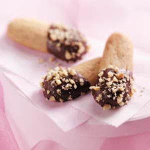 Dipped Spice Cookies Recipe