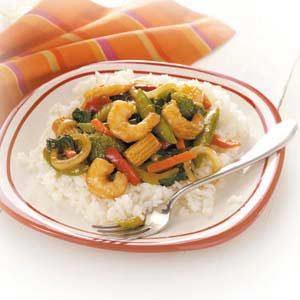Shrimp Cantonese Recipe