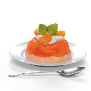 Mini Orange Gelatin Molds Recipe