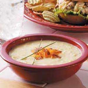 Speedy Spud Soup Recipe