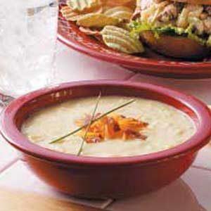 Speedy Spud Soup Recipe