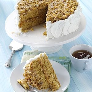 Butterscotch Cake Recipe