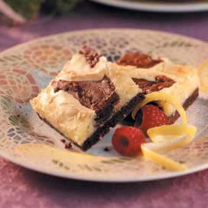 Cobblestone Brownies