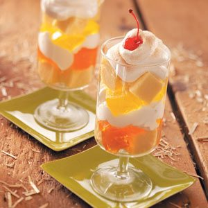 Gelatin Parfaits Recipe