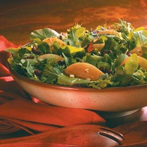 Roasted Pear Salad Recipe