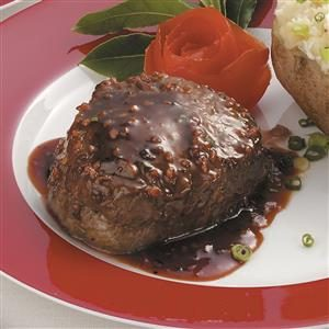 Sweetheart Steaks Recipe