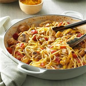 Italian Turkey Skillet Recipe
