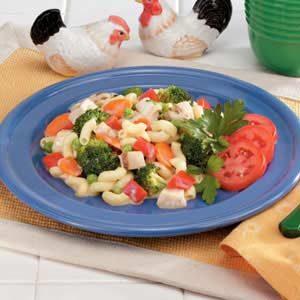 Macaroni Chicken Skillet Recipe