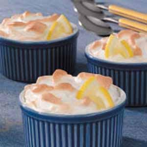 Lemon Meringue Desserts Recipe