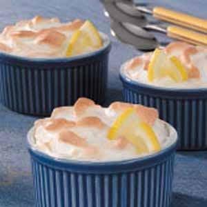 Lemon Meringue Desserts Recipe