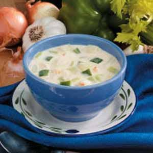 Winning Crab Bisque