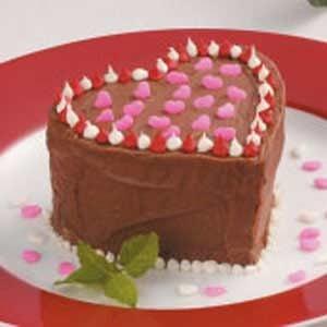 Valentine Cakes Recipe