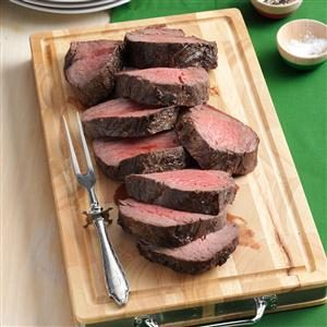 Roasted Beef Tenderloin Recipe