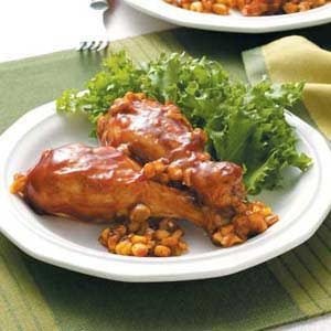 Midwest Chicken Drumsticks Recipe