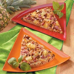 Pineapple Bacon Pizza Recipe