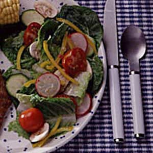Italian Salad Bowl Recipe