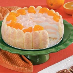 Orange Dream Torte Recipe
