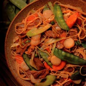 Steak Lo Mein Recipe
