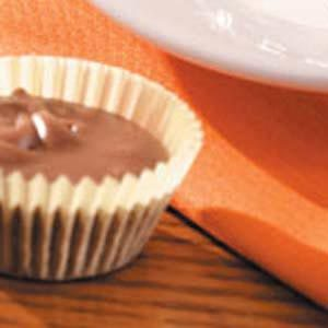 Peanut Butter Fudge Cups Recipe