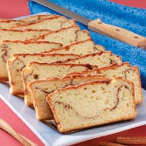 Cinnamon Loaf Recipe