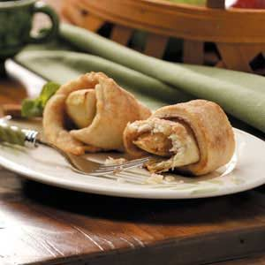 Cinnamon Apple Wraps Recipe