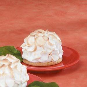 Cookie Baked Alaska Recipe
