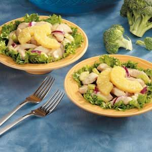 Chicken and Pineapple Salad Recipe
