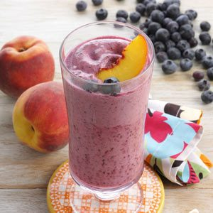 Blueberry Fruit Smoothie Recipe
