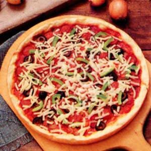 Skillet Pizza Recipe