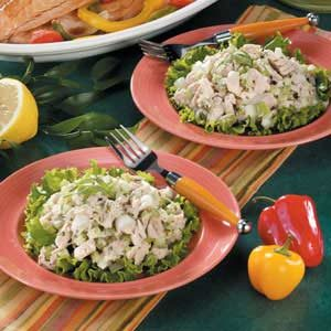 Tarragon Tuna Salad Recipe
