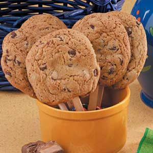 Surprise Cookie Pops Recipe
