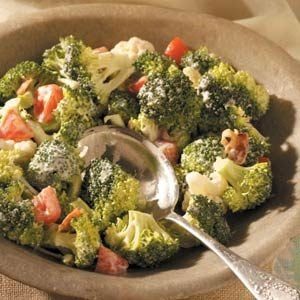 Favorite Broccoli Salad Recipe