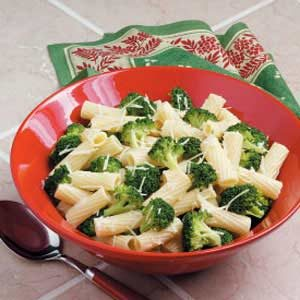 Garlic Broccoli Pasta Recipe