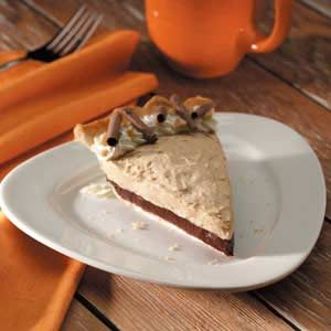 Two-Layer Silk Pie Recipe