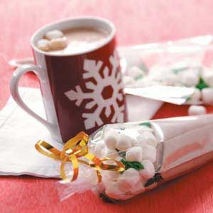 Chocolate-Cherry Coffee Mix Recipe