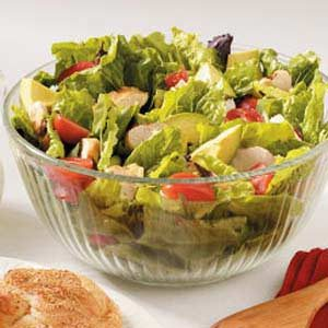 Avocado Turkey Salad Recipe